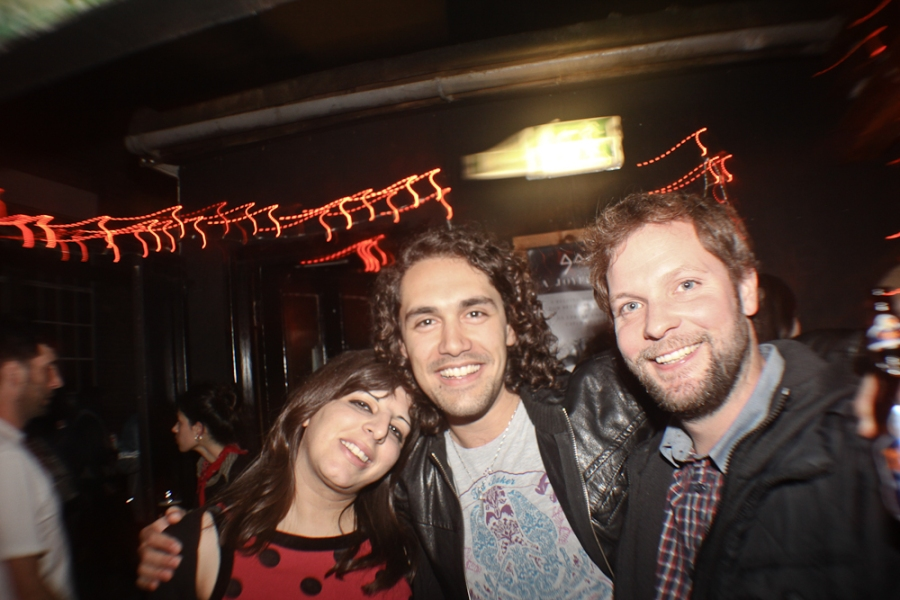 DRP Shacklewell arms-30