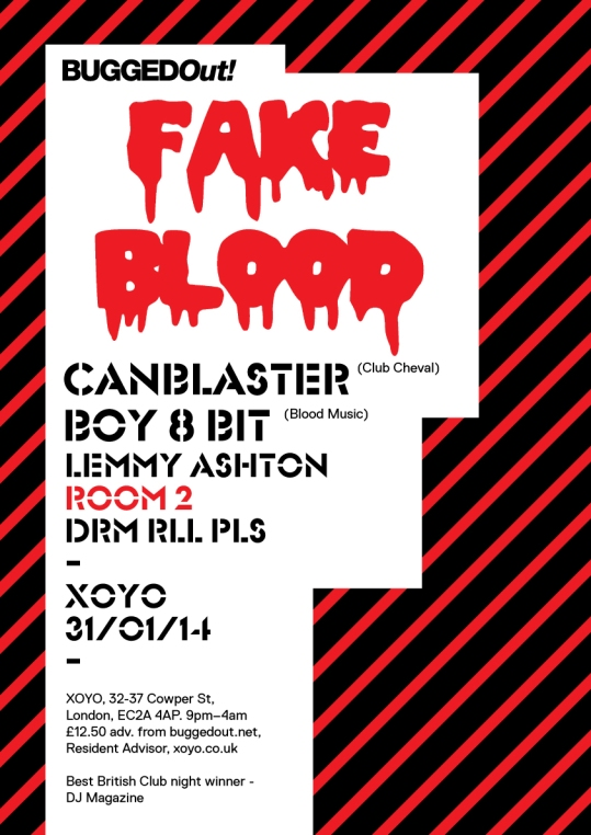 DRM RLL PLS @ Bugged Out / XOYO