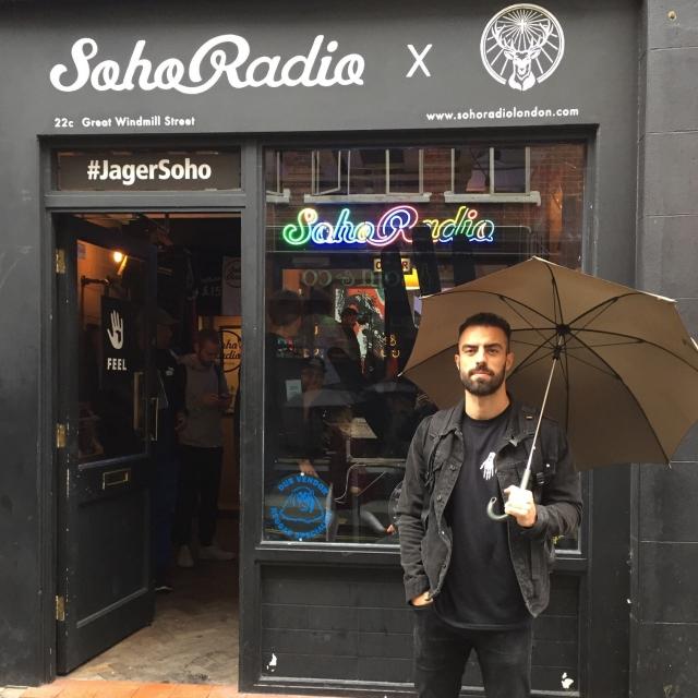 Soho Radio August 2018
